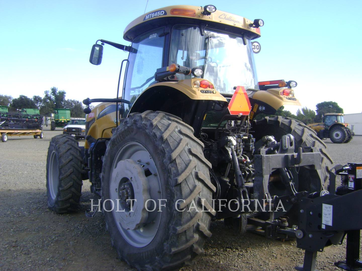 Detail photo of 2012 Challenger MT645D from Construction Equipment Guide