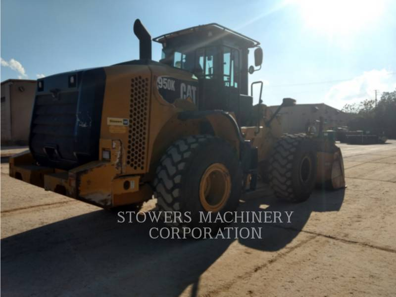 Caterpillar ÎNCĂRCĂTOARE PE ROŢI/PORTSCULE INTEGRATE 950K equipment  photo 2
