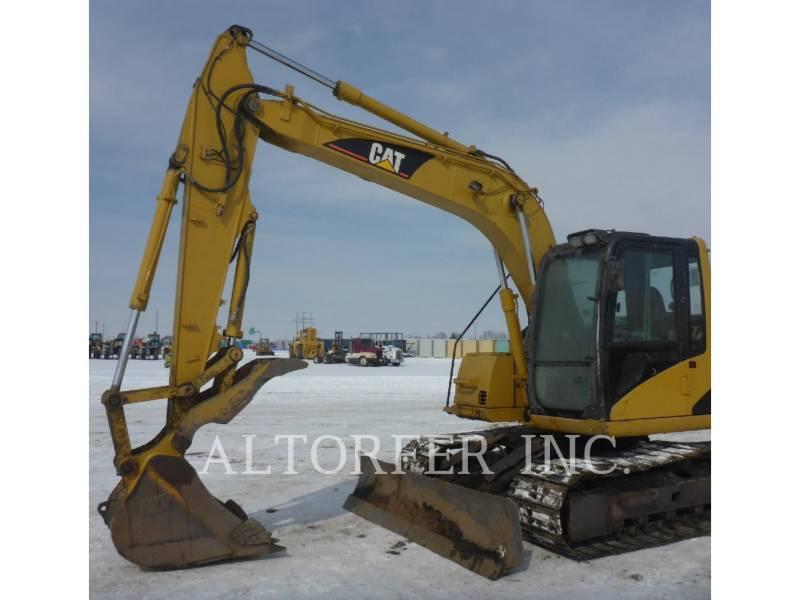 CATERPILLAR トラック油圧ショベル 311CU equipment  photo 4