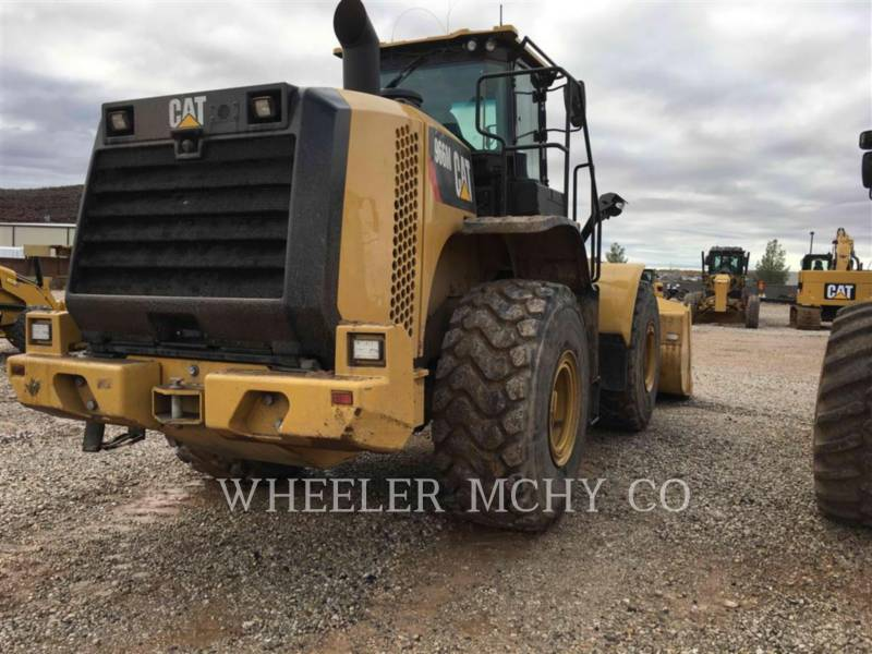 CATERPILLAR CARGADORES DE RUEDAS 966M QC 3V equipment  photo 3