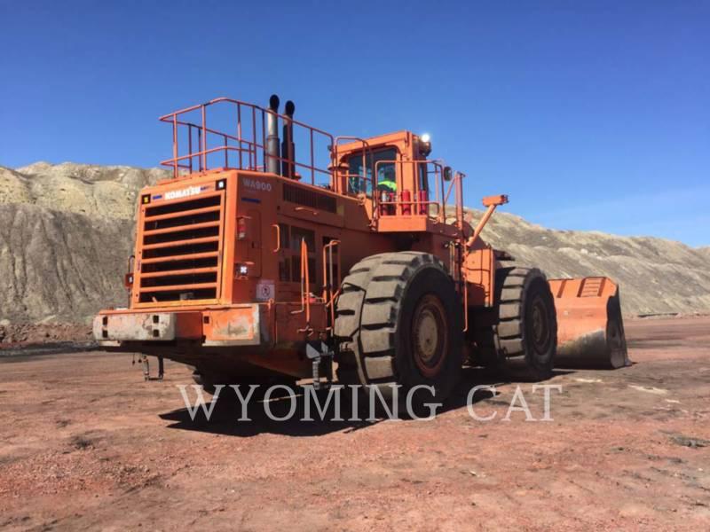 KOMATSU LTD. 鉱業用ホイール・ローダ WA900-3LC equipment  photo 4