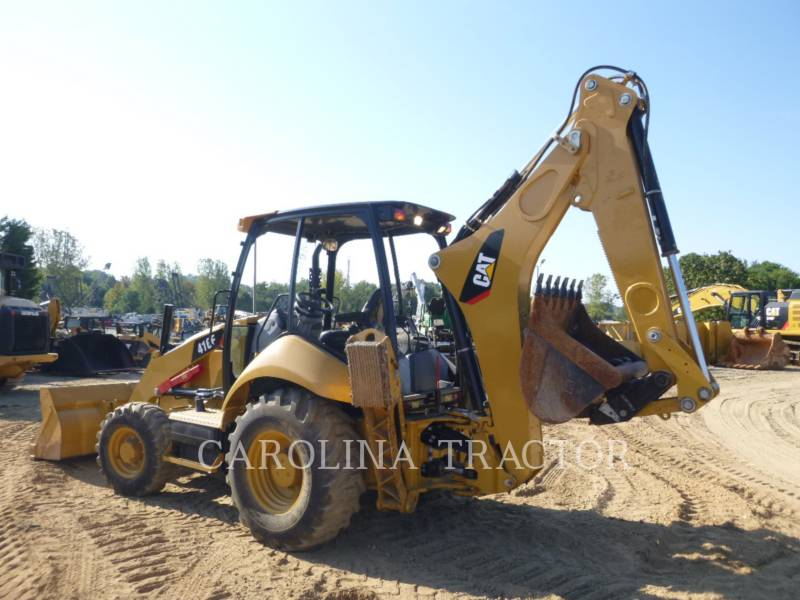 Caterpillar BULDOEXCAVATOARE 416F equipment  photo 3