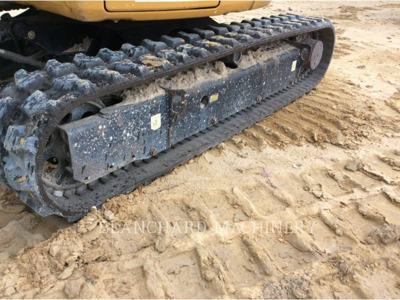 CATERPILLAR TRACK EXCAVATORS 303.5E equipment  photo 10