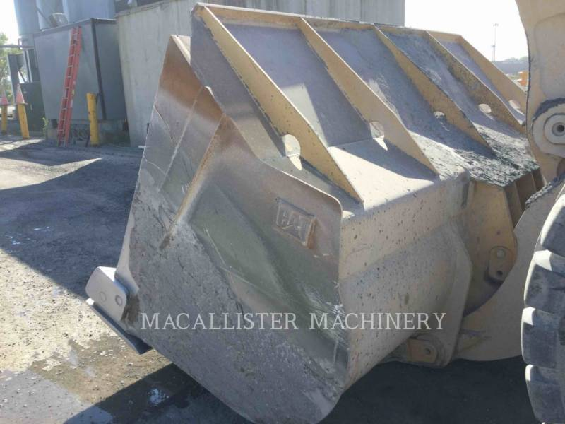 CATERPILLAR RADLADER/INDUSTRIE-RADLADER 980H equipment  photo 12