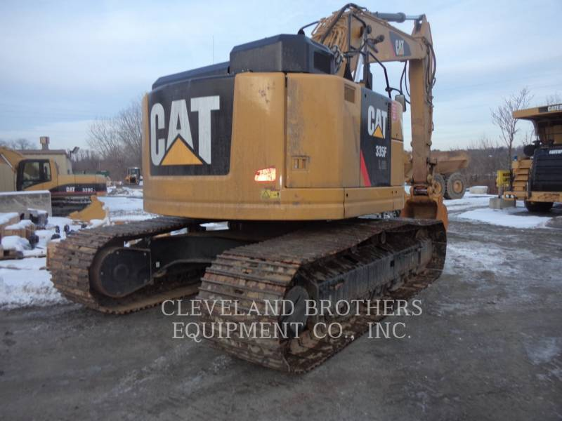 CATERPILLAR トラック油圧ショベル 335FLCR equipment  photo 1