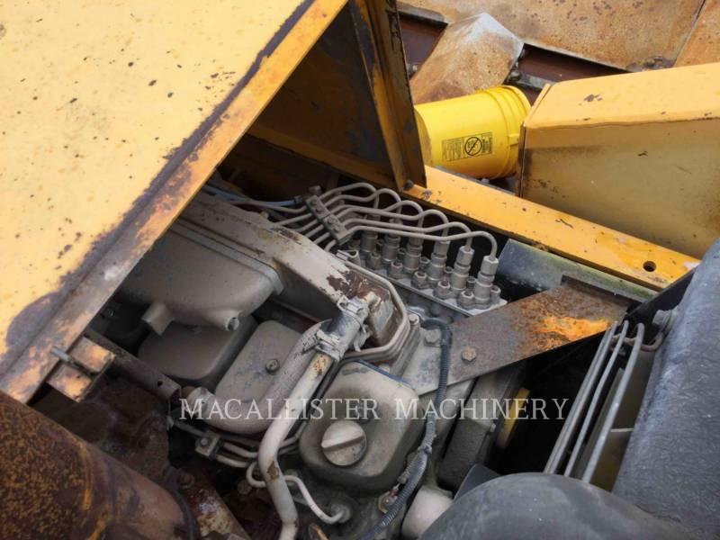 BLAW KNOX / INGERSOLL-RAND ASPHALT PAVERS PF 5510 equipment  photo 21