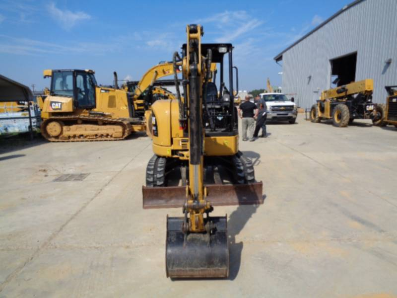 CATERPILLAR ESCAVATORI CINGOLATI 303.5ECR equipment  photo 3