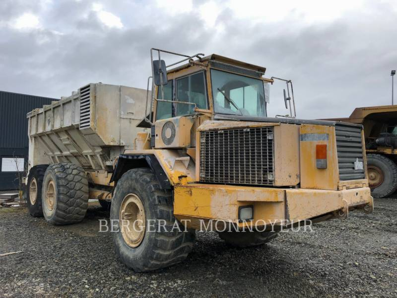 VOLVO CONSTRUCTION EQUIPMENT CAMIONES ARTICULADOS A30 equipment  photo 3