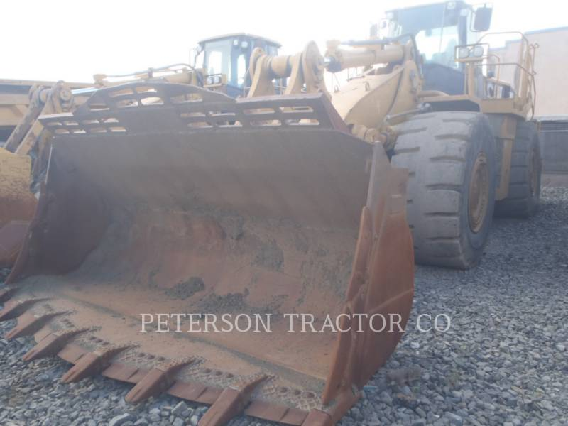 CATERPILLAR WHEEL LOADERS/INTEGRATED TOOLCARRIERS 988G equipment  photo 1