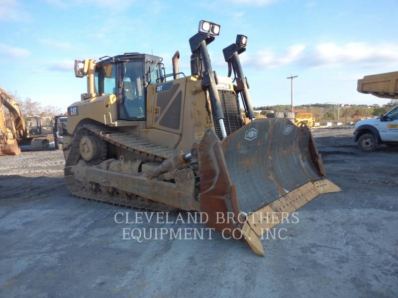 CATERPILLAR TRACK TYPE TRACTORS D8T R equipment  photo 1