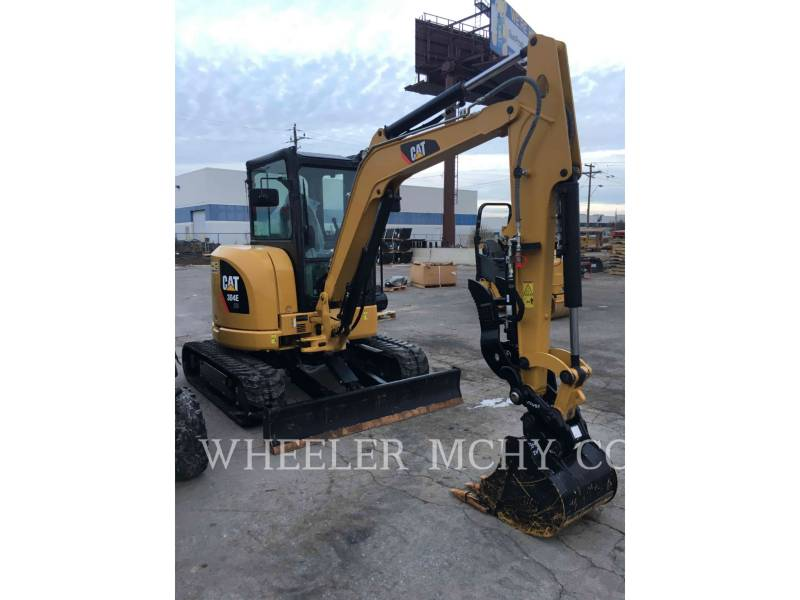 CATERPILLAR EXCAVADORAS DE CADENAS 304E C3 equipment  photo 1