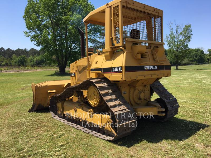 CATERPILLAR TRACK TYPE TRACTORS D4HIIIXL equipment  photo 7