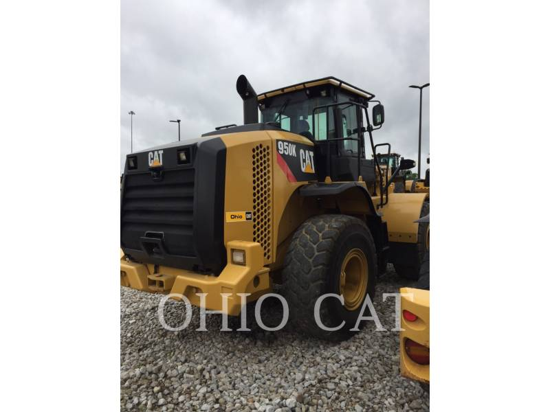 CATERPILLAR CARGADORES DE RUEDAS 950K equipment  photo 3