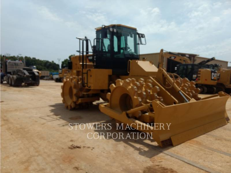 CATERPILLAR WHEEL DOZERS 815F2 equipment  photo 3