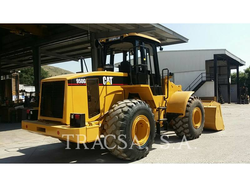CATERPILLAR CARGADORES DE RUEDAS 950GII equipment  photo 3