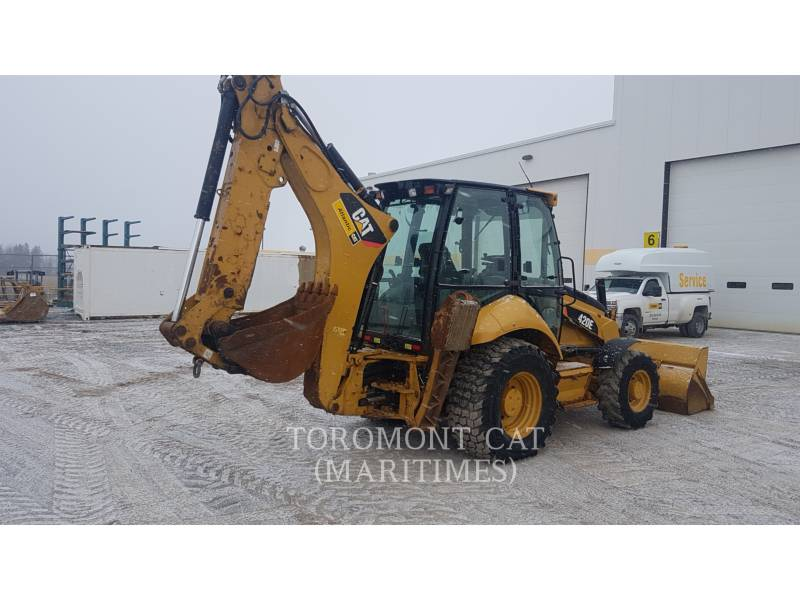 CATERPILLAR TERNE 420EST equipment  photo 4