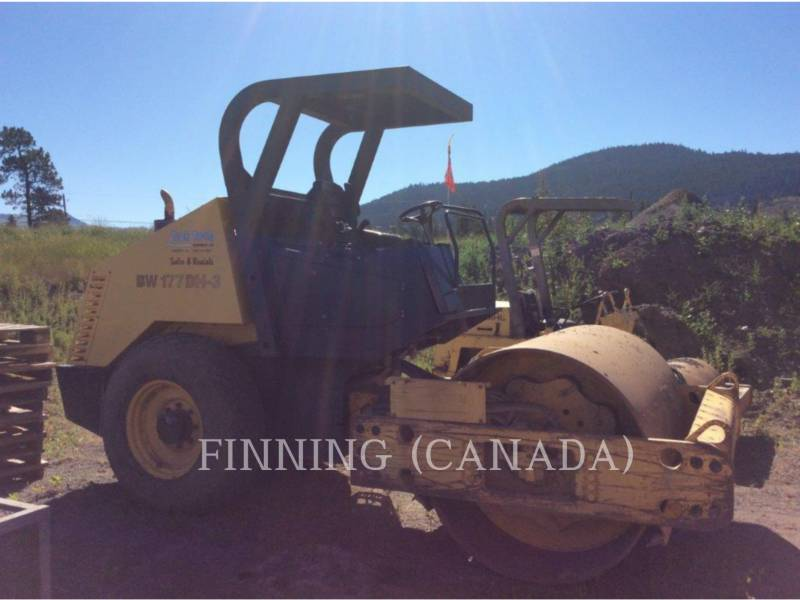 BOMAG COMPACTORS BW 177 DH-3 equipment  photo 2