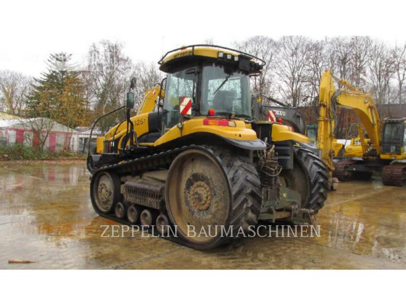 AGCO FORESTRY - FORWARDER MT865B equipment  photo 2