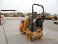 CATERPILLAR COMPACTEURS TANDEMS VIBRANTS CB14B equipment  photo 3