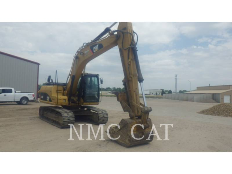 CATERPILLAR EXCAVADORAS DE CADENAS 315DL equipment  photo 4
