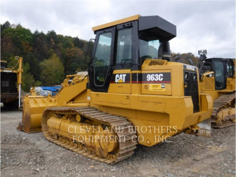 CATERPILLAR ŁADOWARKI GĄSIENICOWE 963C equipment  photo 3