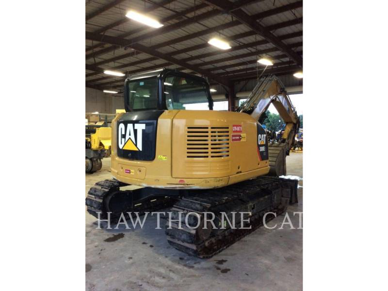 CATERPILLAR PELLES SUR CHAINES 308E2 TH equipment  photo 4