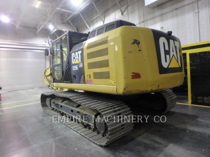 CATERPILLAR KETTEN-HYDRAULIKBAGGER 329EL TH P equipment  photo 3