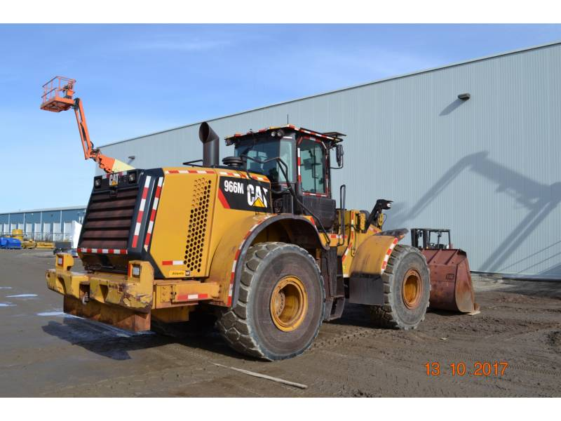 CATERPILLAR PALE GOMMATE/PALE GOMMATE MULTIUSO 966M equipment  photo 6