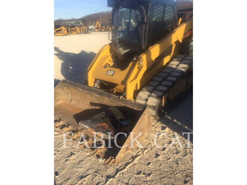 CATERPILLAR UNIWERSALNE ŁADOWARKI 299D C3H3 equipment  photo 4