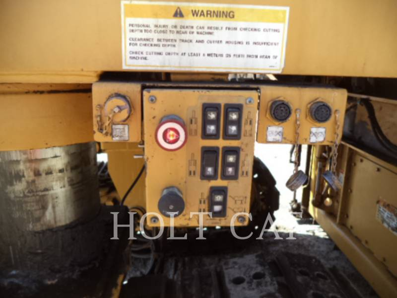 CATERPILLAR WT - COLD PLANER PM201 equipment  photo 24