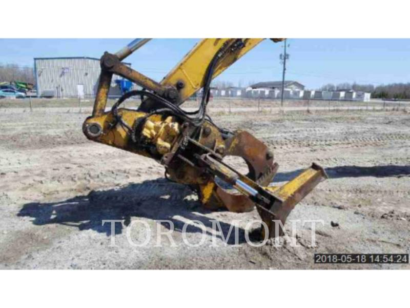 KOMATSU LTD. RUPSGRAAFMACHINES PC300LC-6 equipment  photo 5