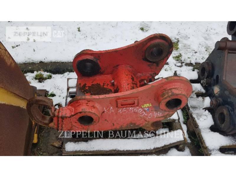 LEHNHOFF  BACKHOE WORK TOOL Primärprodukte Kompo equipment  photo 1