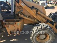 FORD / NEW HOLLAND BACKHOE LOADERS 555E equipment  photo 16