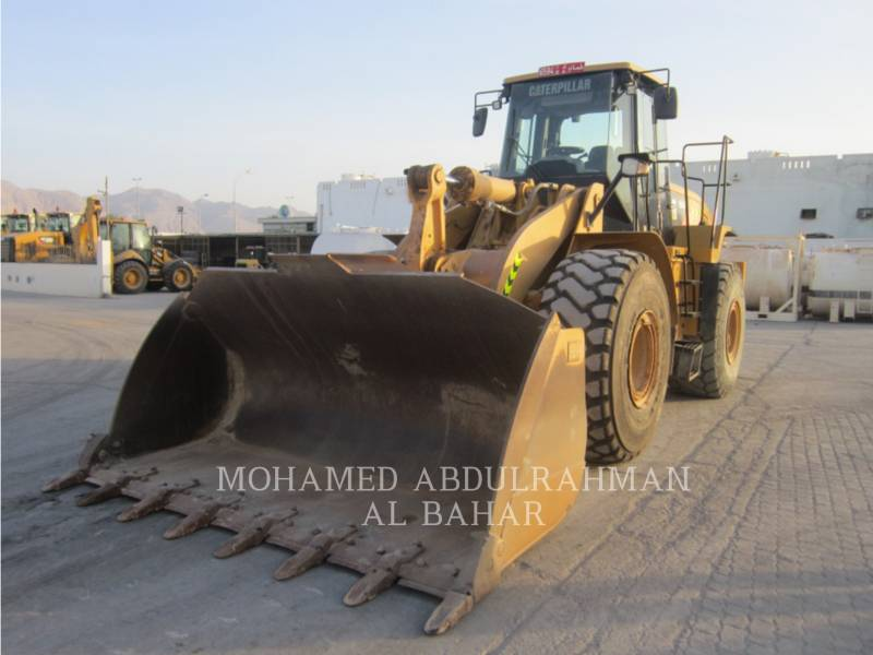 CATERPILLAR WHEEL LOADERS/INTEGRATED TOOLCARRIERS 966  H equipment  photo 1