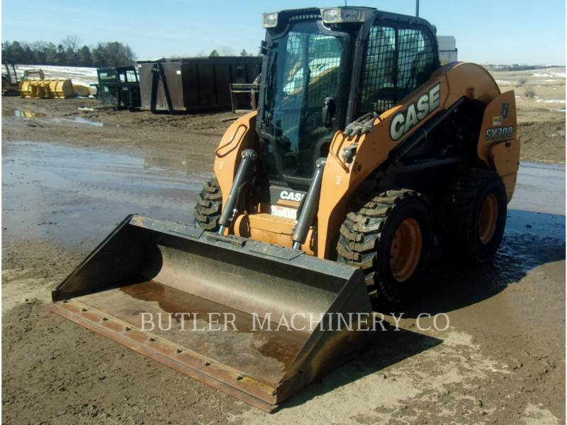 CASE/NEW HOLLAND SKID STEER LOADERS SV300 equipment  photo 1