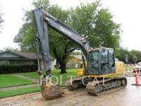 DEERE & CO. TRACK EXCAVATORS 120D equipment  photo 1