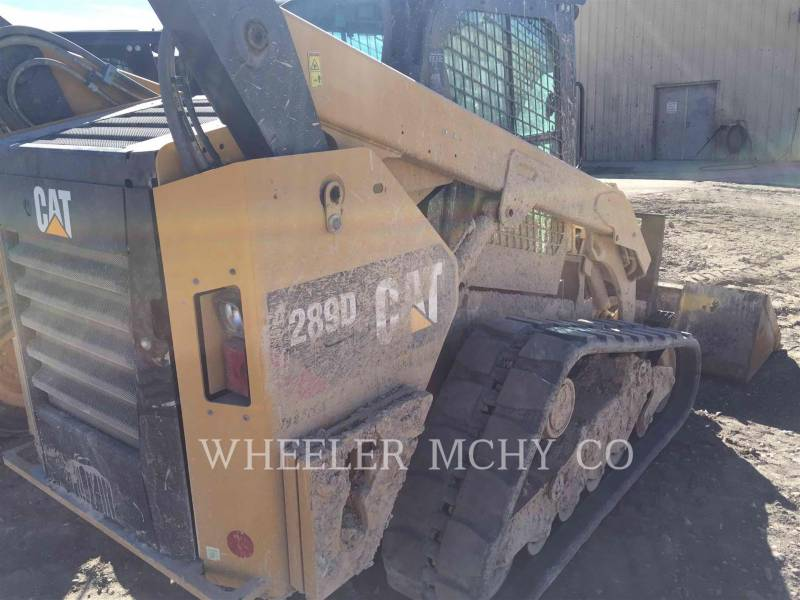 CATERPILLAR MULTI TERRAIN LOADERS 289D C3-H2 equipment  photo 6