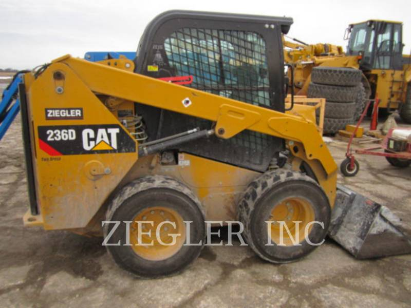 CATERPILLAR スキッド・ステア・ローダ 236DR equipment  photo 1