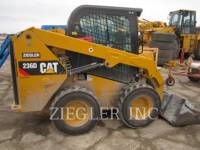 CATERPILLAR SKID STEER LOADERS 236DR equipment  photo 1