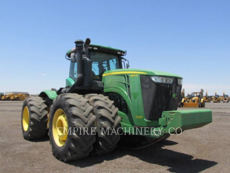 JOHN DEERE TRACTORES AGRÍCOLAS 9560R equipment  photo 6