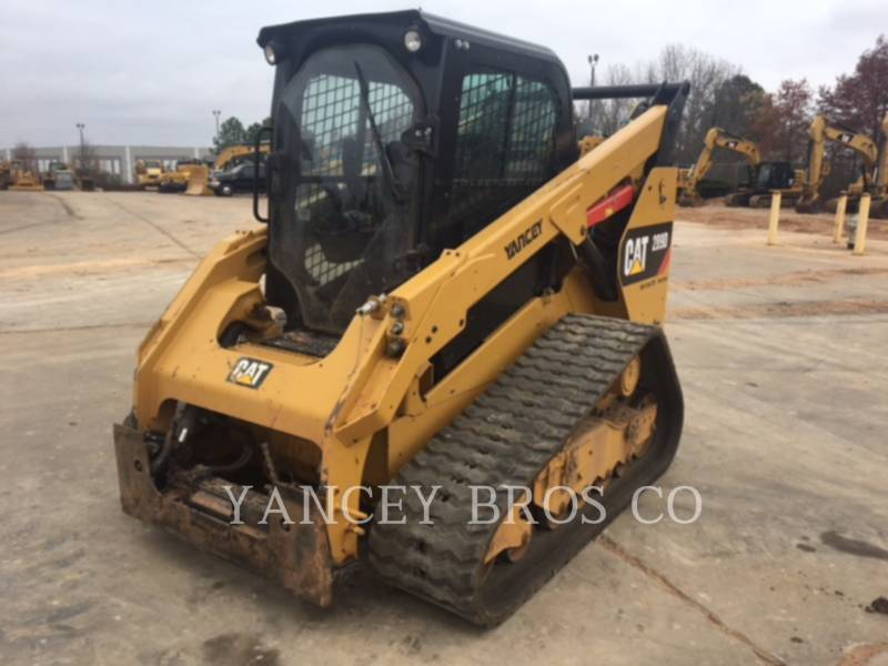 CATERPILLAR CHARGEURS COMPACTS RIGIDES 289D HF equipment  photo 3