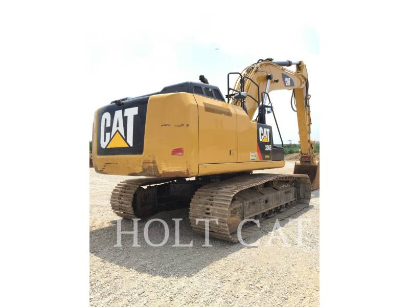 CATERPILLAR ESCAVATORI CINGOLATI 336EL TC equipment  photo 4