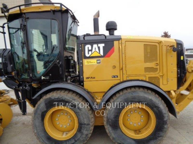 CATERPILLAR MOTORGRADER 160M2AWD equipment  photo 9