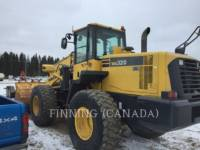 KOMATSU WHEEL LOADERS/INTEGRATED TOOLCARRIERS WA320 - 6 equipment  photo 2