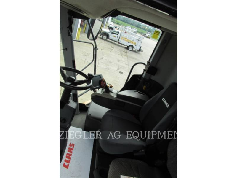 LEXION COMBINE COMBINES 740TT equipment  photo 3