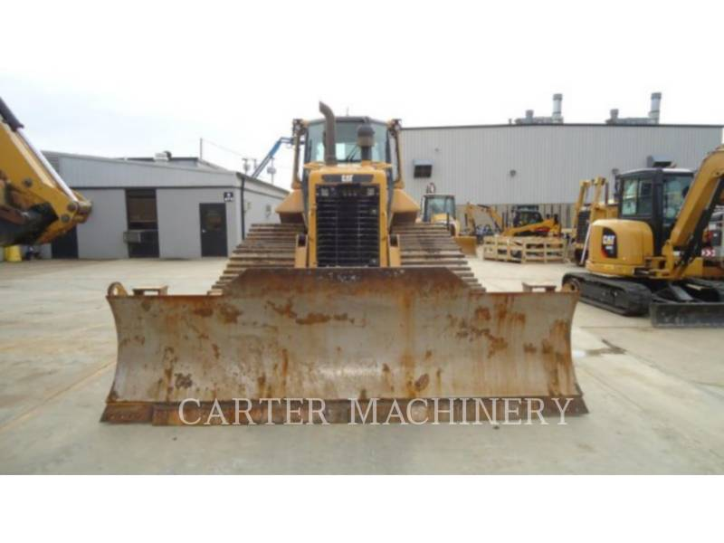 CATERPILLAR TRACTORES DE CADENAS D6NLGP ARO equipment  photo 8