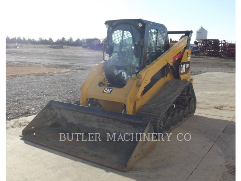 CATERPILLAR SKID STEER LOADERS 287D equipment  photo 1
