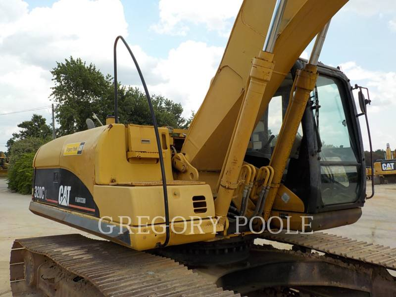 CATERPILLAR KETTEN-HYDRAULIKBAGGER 320C L equipment  photo 5