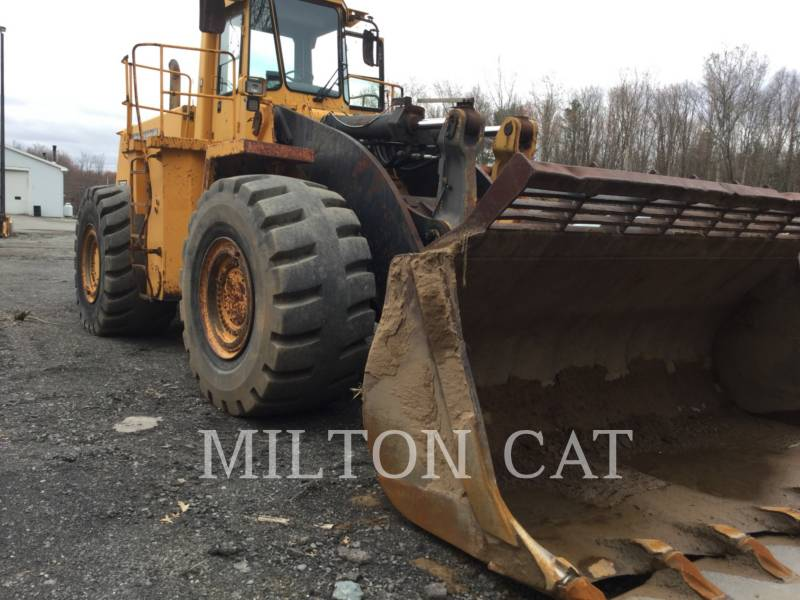 MICHIGAN WHEEL LOADERS/INTEGRATED TOOLCARRIERS L320 equipment  photo 1