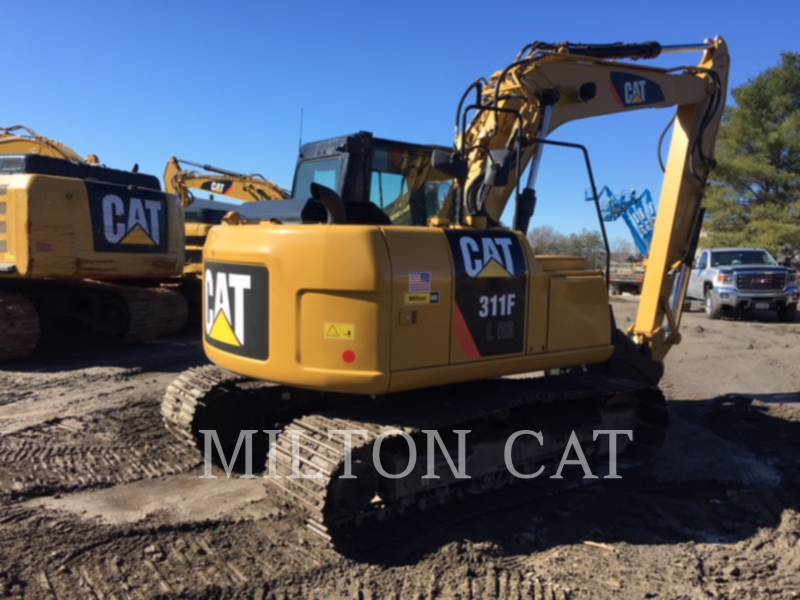CATERPILLAR TRACK EXCAVATORS 311F L RR equipment  photo 5